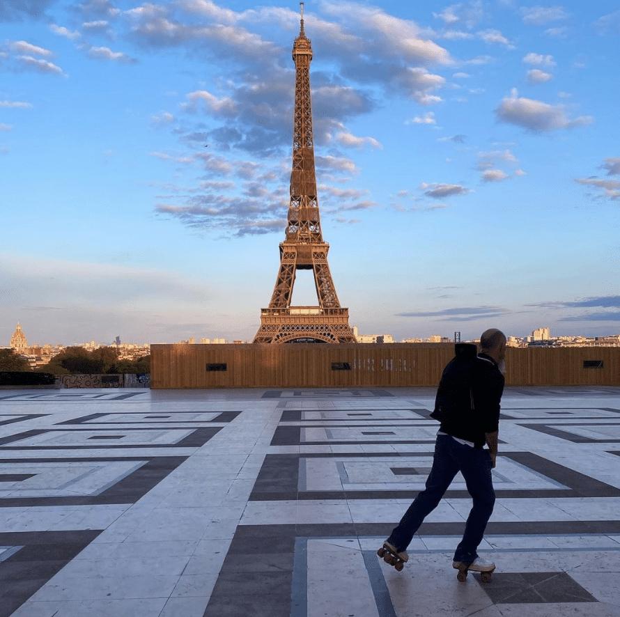 Paris by dan alexnader