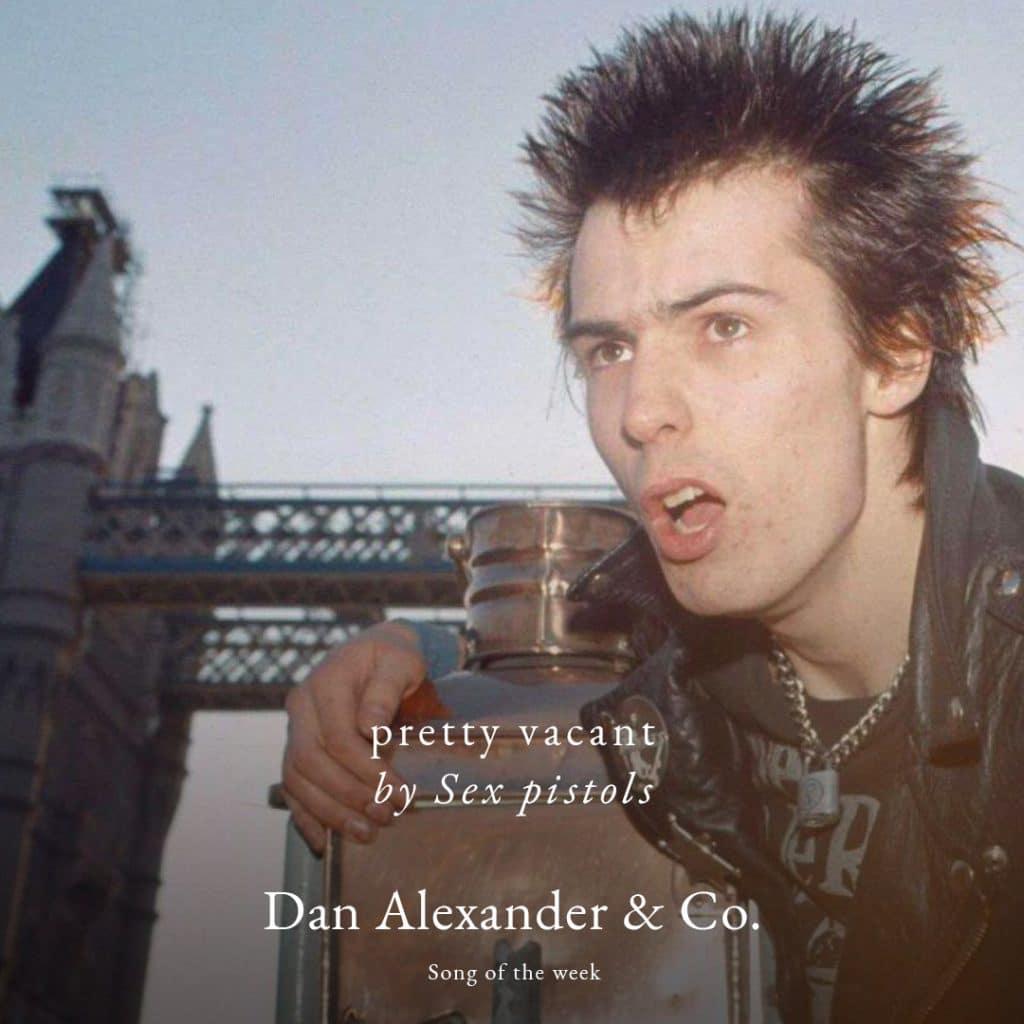 song of the week by dan alexander