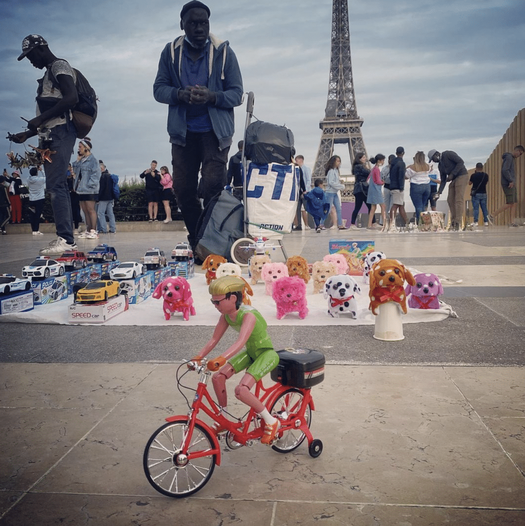 paris by dan alexander