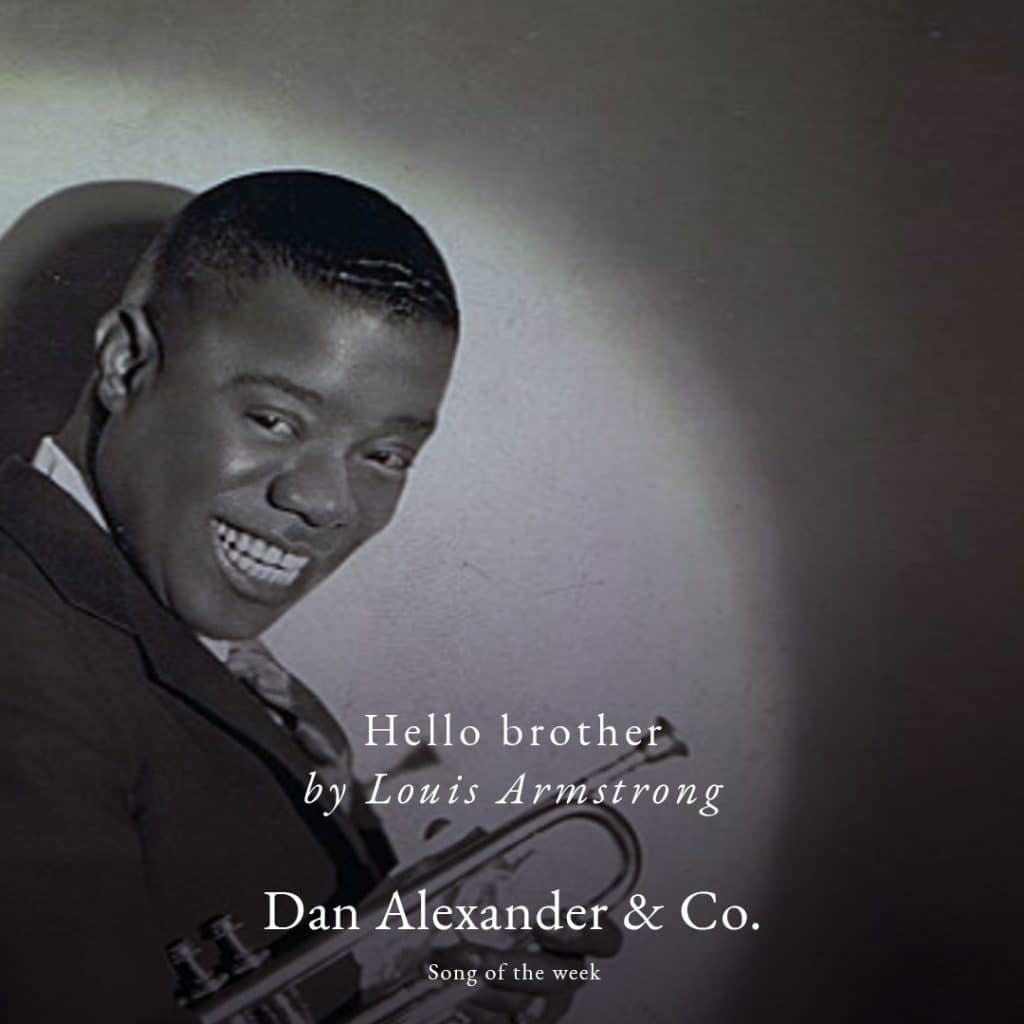 song of the week design studio dan alexander